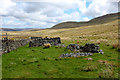 SD7476 : Ruins of a Sheepfold at Souther Scales by Chris Heaton