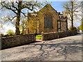 SD7844 : The Parish Church of St Leonard, Downham by David Dixon