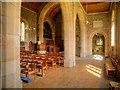 SD7844 : St Leonard's Church (Interior) by David Dixon