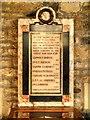SD7844 : War Memorial, St Leonard's Church by David Dixon