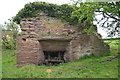 SO6386 : Charlcotte Iron Furnace - Tapping Arch by John M