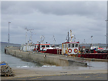HY4022 : Tingwall Ferry Slipway by Oliver Dixon