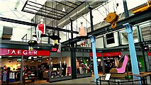 SU1484 : Interior, Designer Outlet Village, Swindon 07 May 2015 (3) by Brian Robert Marshall
