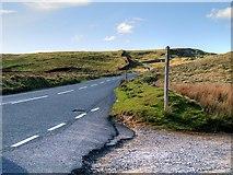 SD7738 : Clitheroe Road, above Sabden by David Dixon