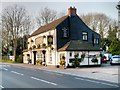 TQ0277 : The Queens Arms, Horton Road by David Dixon