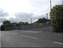 SU6252 : Yard on Brunel Road, Houndmills by David Howard