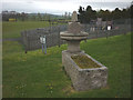 NY6104 : Defunct water fountain, Tebay by Karl and Ali