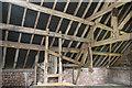 SO5864 : Birchley Mill, Bockleton - sack hoist by Chris Allen