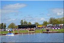ST8083 : Badminton Horse Trials 2015: The Lake 12abc and 13 by Jonathan Hutchins