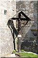 TQ9549 : St Peter & St Paul, Charing - Calvary by John Salmon