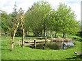 SP6480 : Welford Pocket Park by Nigel Cox