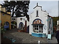SH5837 : The gallery at Portmeirion by Richard Hoare