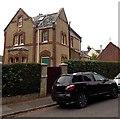 SZ3394 : Old Coastguard House, Lymington by Jaggery