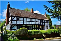 SO3958 : A Medieval House in Pembridge by paul wood