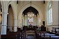 SK9982 : Interior, St Michael's church, Hackthorn by Julian P Guffogg