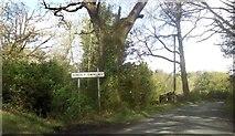 SH9434 : Entering Rhos-y-Gwaliau by John Firth