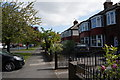 TA0329 : Houses on Gorton Road by Ian S