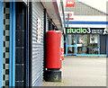 J3785 : Pillar box, Greenisland (May 2015) by Albert Bridge
