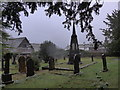 SD3097 : St Andrew, Coniston: churchyard (ii) by Basher Eyre