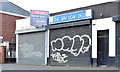 "J3775 : ""The Bay Leaf"", Sydenham, Belfast (May 2015) by Albert Bridge"