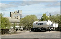 SD7443 : Hanson Cement, Clitheroe by Alan Murray-Rust