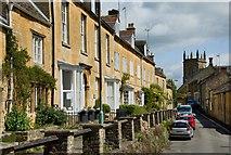 SP1634 : High Street, Blockley, Gloucestershire by Paul Harrop