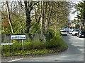 SU9852 : A322, Parish of  Worplesdon by David Dixon