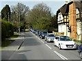 SU9654 : A322 Bagshot Road by David Dixon