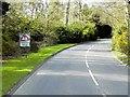 SU9655 : Bagshot Road near to Fox Corner by David Dixon