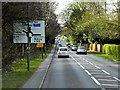 SU9461 : West End, Guildford Road by David Dixon