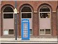 SE2933 : Wifi hub, Westgate, Leeds by Stephen Craven