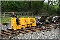 SJ8248 : Apedale Valley Light Railway - Chaumont by Chris Allen