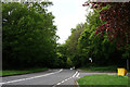 TQ4152 : Briars Cross, Limpsfield by Peter Trimming
