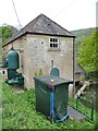 ST7964 : Claverton Pumping Station [2] by Christine Johnstone