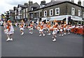 SK0572 : The Billerettes at Buxton town carnival by Eirian Evans