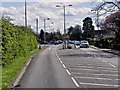 SU9874 : A308 (Straight Road) Old Windsor by David Dixon