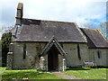 SO6887 : St John the Baptist - Middleton Scriven by Richard Law