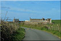 SD2063 : Road to south Walney by Pauline E