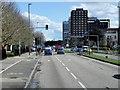 TQ0970 : A308, Staines Road West, Sunbury by David Dixon
