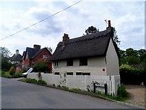 TL2933 : George Orwell's cottage, Wallington by Bikeboy