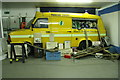 SJ8248 : Apedale Heritage Centre - mines rescue van by Chris Allen