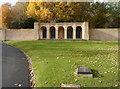 ST6071 : Soldiers' Corner in Arnos Vale Cemetery,  Bristol by Jaggery