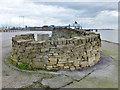 TA1328 : King George Dock, Kingston upon Hull by Bernard Sharp