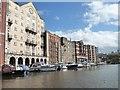 ST5872 : Redcliffe Back, Bristol by Christine Johnstone