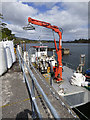 V6963 : Coongar Lass washing locally dredged mussels by Martin Southwood