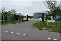 SN1916 : Whitland Engineering Limited, Whitland by Jaggery