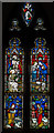 SK8091 : Stained glass window, St Paul's church, Morton by Julian P Guffogg