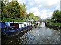 ST7865 : Bathampton Swing Bridge [No 182] from the south by Christine Johnstone