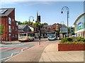 SJ4692 : Prescot, Sewell Street by David Dixon