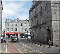 NJ9306 : Junction of Crown Street and Union Street, Aberdeen by Bill Harrison